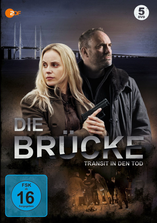 Die Brücke: Transit in den Tod - Staffe 1 [5 DVDs]