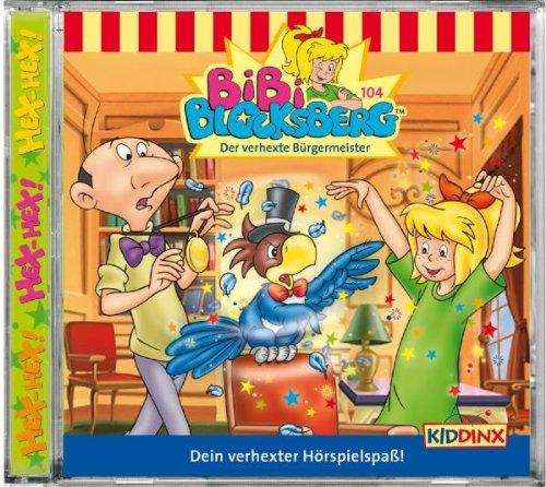 Bibi Blocksberg - Der Verhexte Bürgermeister Folge 104