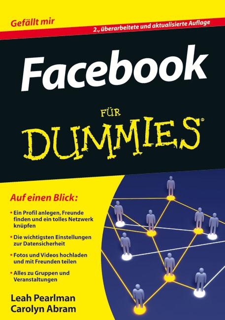 Facebook für Dummies - Leah Pearlman