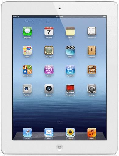 Apple iPad 3 9,7 64GB [Wi-Fi] weiß