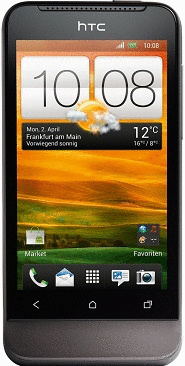 HTC One V 4GB jupiter rock
