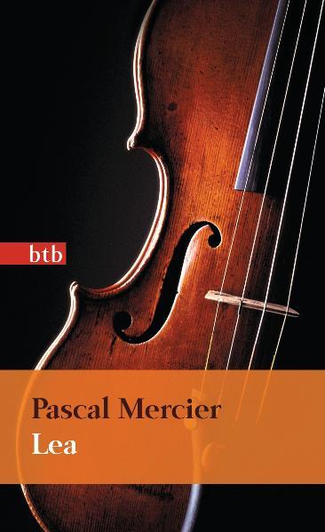 Lea (Das Besondere Taschenbuch) - Pascal Mercier