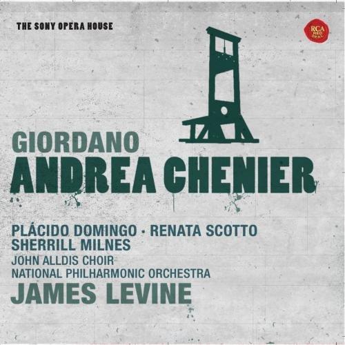 James Levine - Andrea Chenier-Sony Opera House