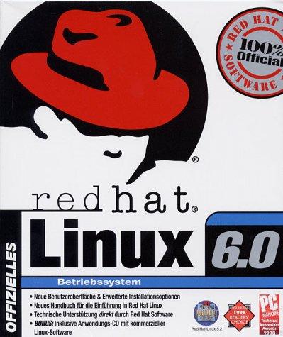 Red Hat Linux 6.0. Deutsche Version. 3 CD- ROM ...
