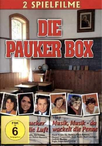 Die Pauker Box (Unsere Pauker gehen in die Luft...
