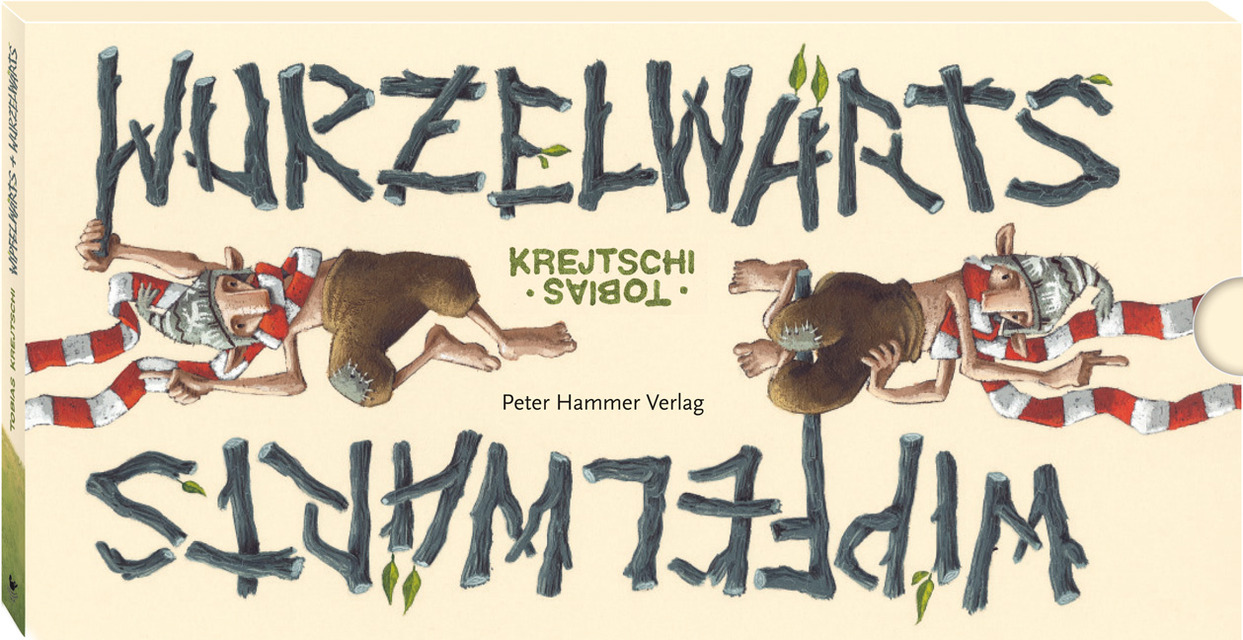Wipfelwärts und Wurzelwärts - Tobias Krejtschi