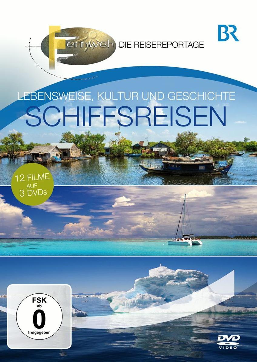 Fernweh - Schiffsreisen & Kreuzfahrten [3 DVDs]
