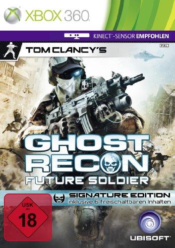 Tom Clancy´s Ghost Recon: Future Soldier [Signature Edition inkl. 6 freischaltbaren Inhalten]