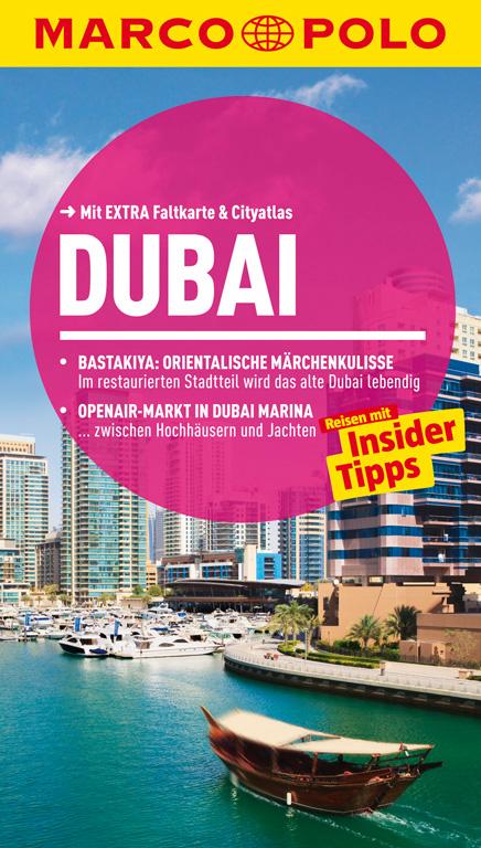 MARCO POLO Reiseführer Dubai - Manfred Wöbcke [2. Auflage 2012]