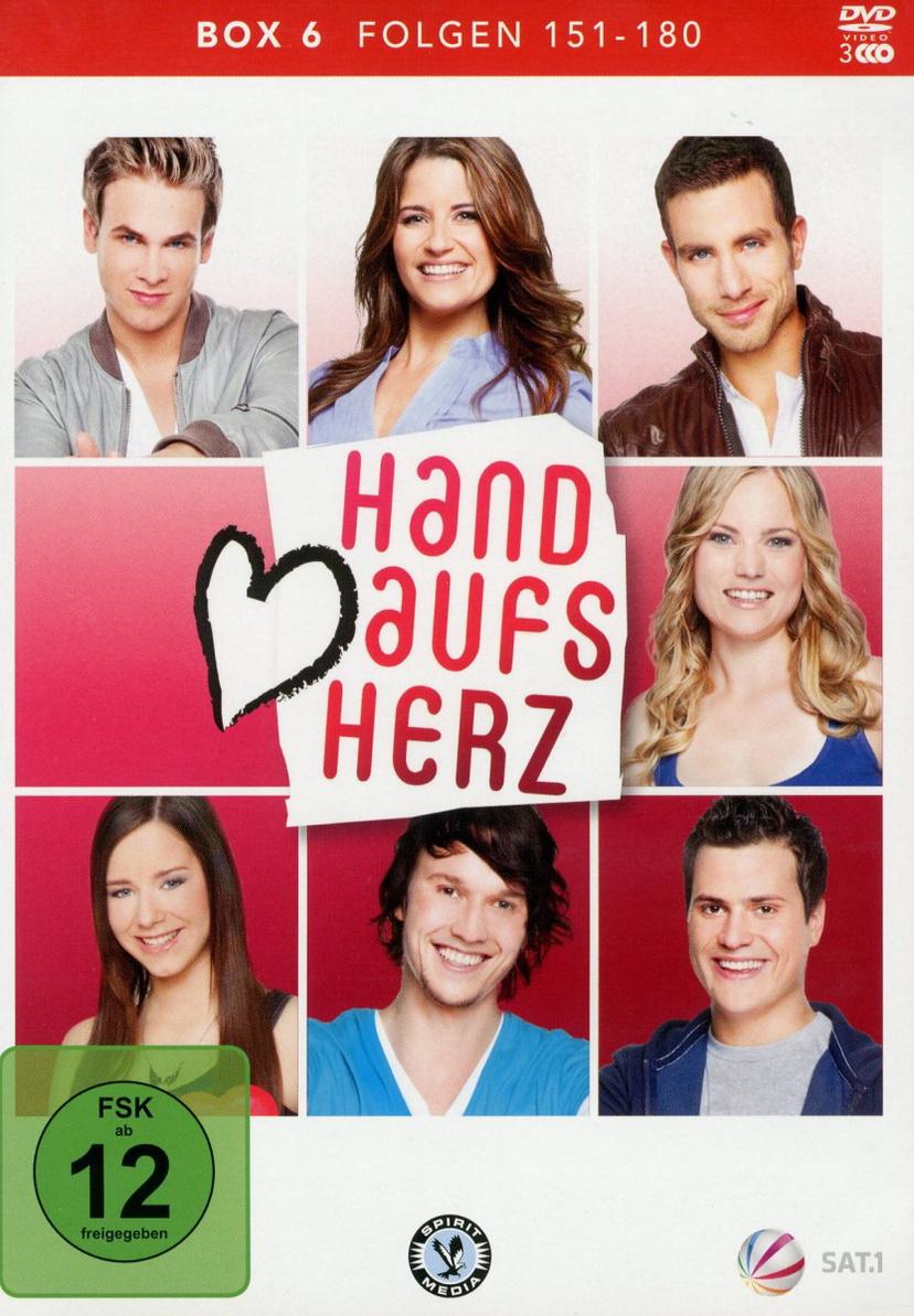 Hand aufs Herz - Box 6 [3 DVDs]