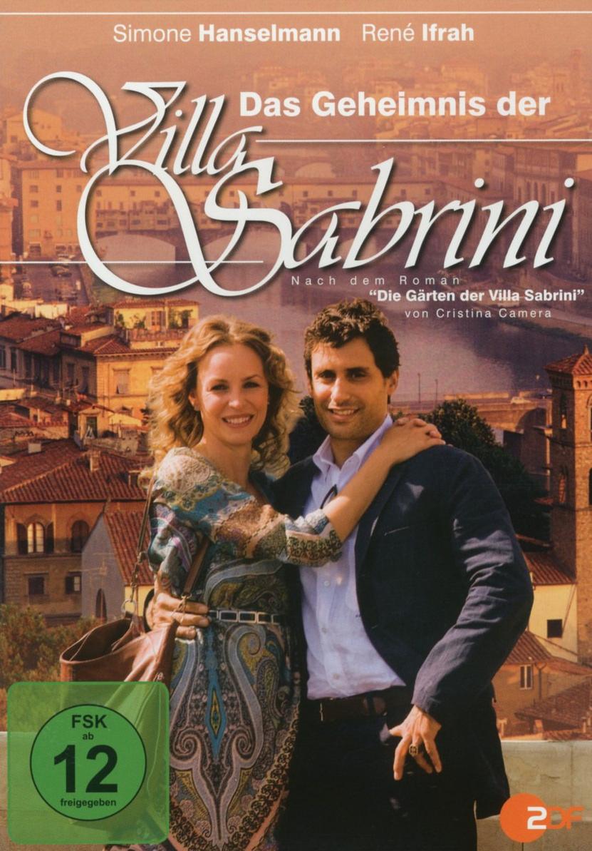 Das Geheimnis der Villa Sabrini - Cristina Camera
