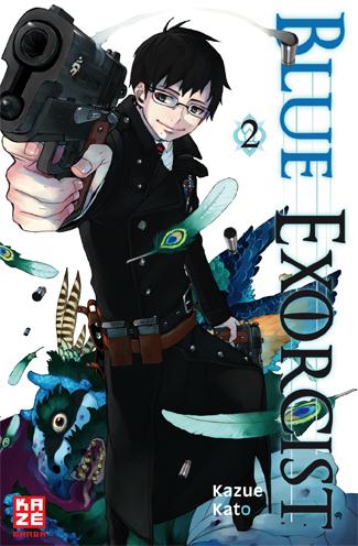 Blue Exorcist: Band 2 - Kazue Kato