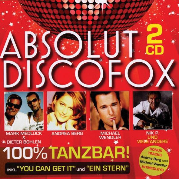 Various - Absolut Discofox