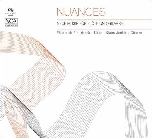 Elisabeth Riessbeck - Nuances-Neue Musik für Fl...
