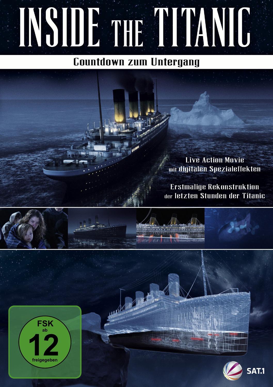 Inside the Titanic - Countdown zum Untergang