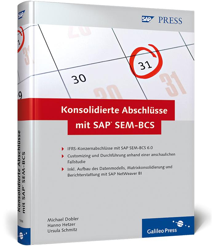 Konsolidierte Abschlüsse mit SAP SEM-BCS (SAP P...