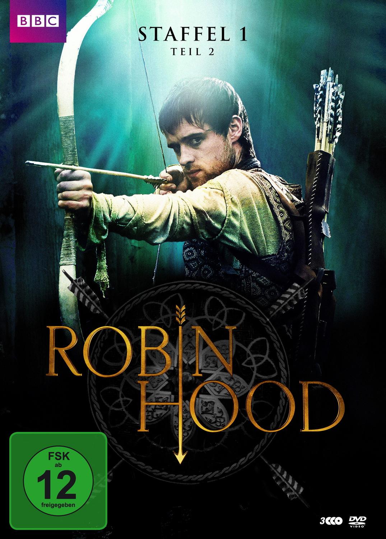 Robin Hood - Staffel 1/Teil 2 [3 DVDs]