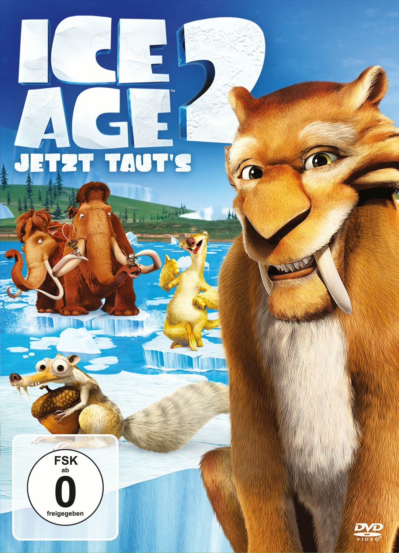 Ice Age 2 - Jetzt taut´s
