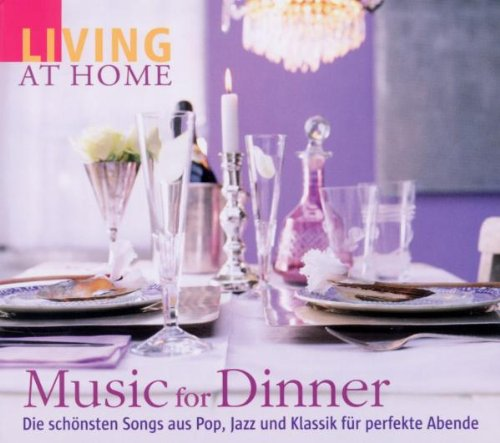 Various - Living at Home-Music for Dinner