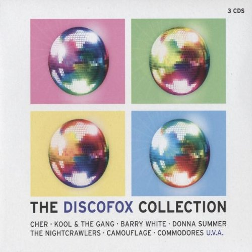 Various - The Discofox Collection