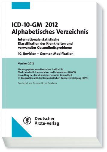 ICD-10-GM 2012 Alphabetisches Verzeichnis: Inte...