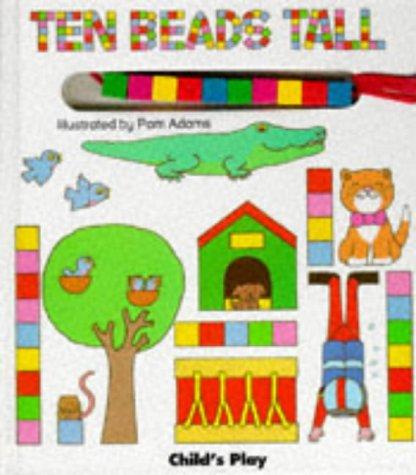 Ten Beads Tall (Activity Board Books)