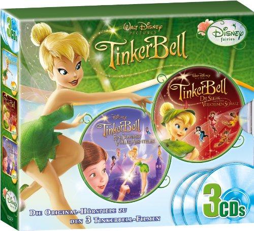 Walt Disney - Tinkerbell Box (Folgen 1-3)