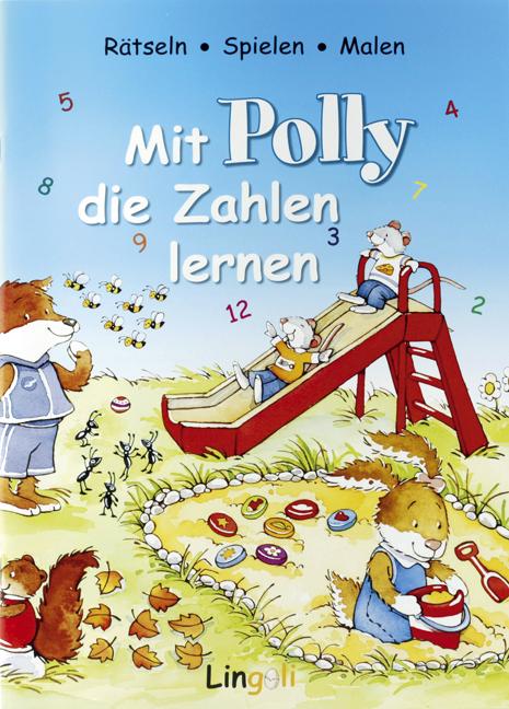 Mit Polly die Zahlen lernen