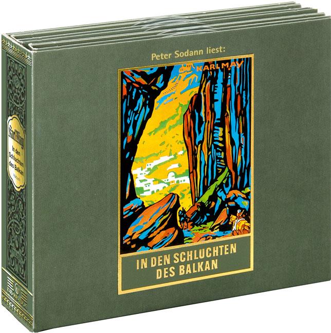 Gesammelte Werke - Band 4: In den Schluchten des Balkan - Karl May [12 Audio CDs]