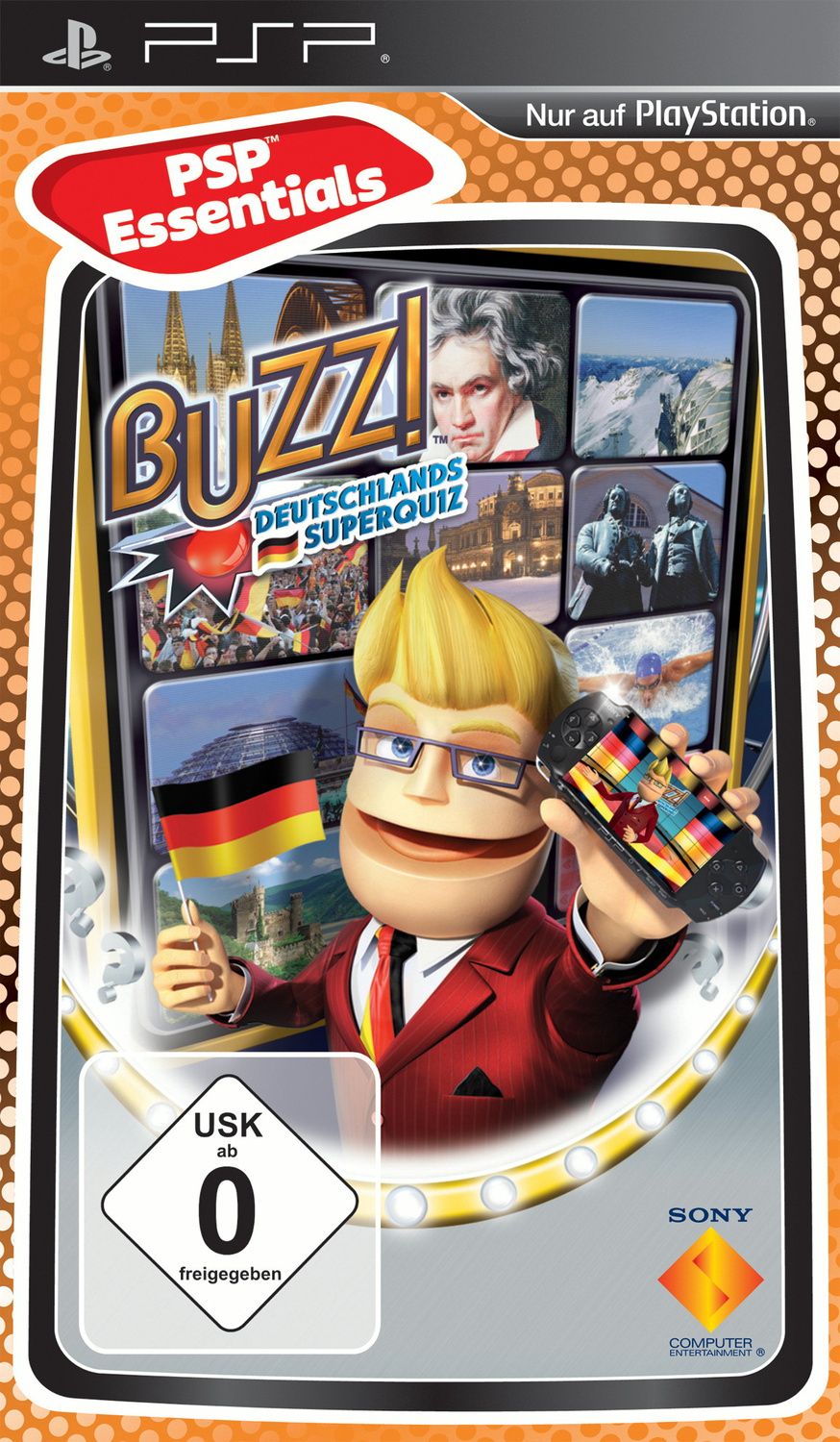 Buzz!: Deutschlands Superquiz [Essentials]