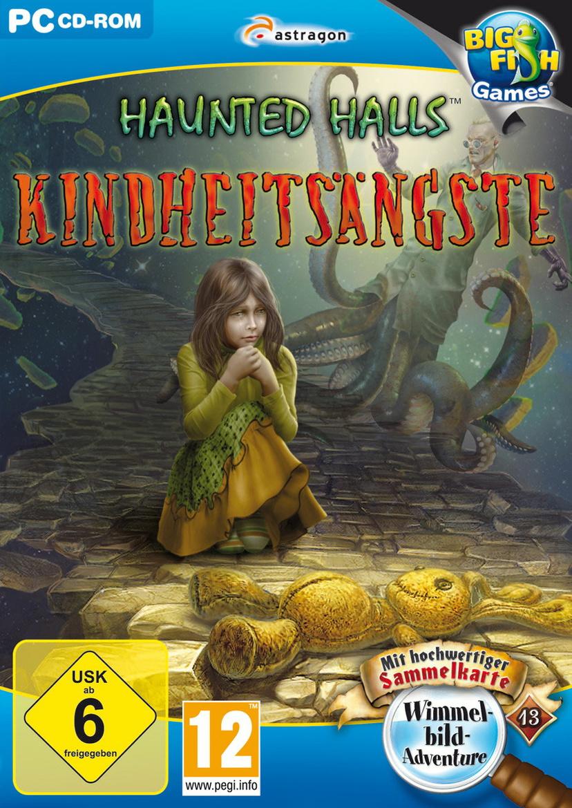 Haunted Halls 2: Kindheitsängste