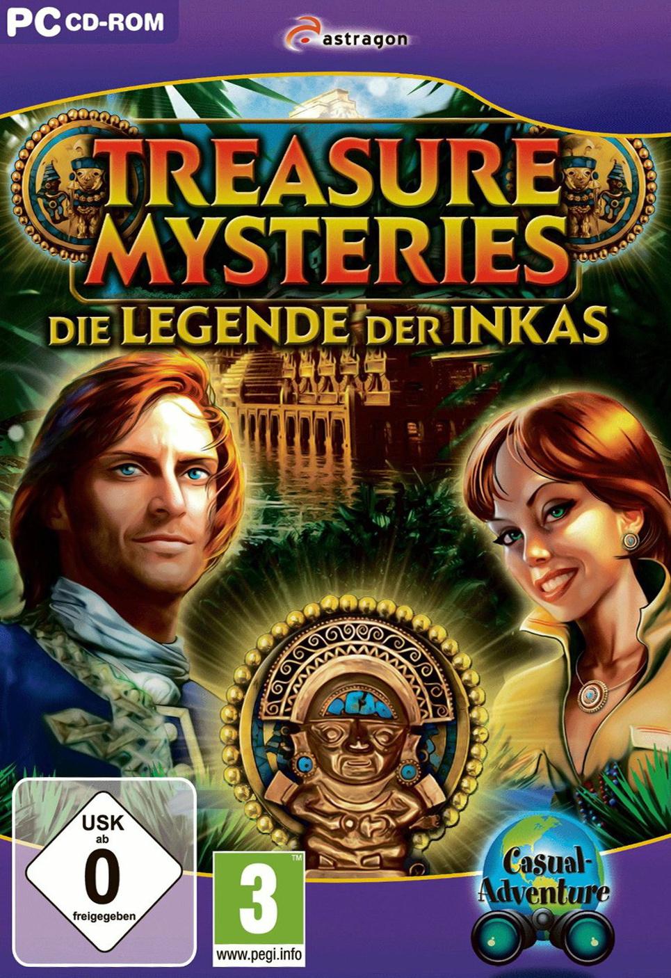 Treasure Mysteries: Die Legende der Inkas