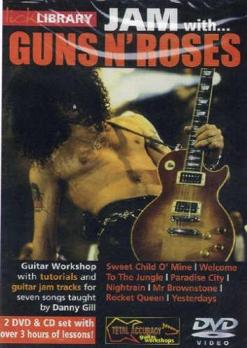 Jam with Guns N´ Roses [2 DVDs]