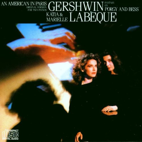 Labeque - Gershwin: An American in Paris / Porg...