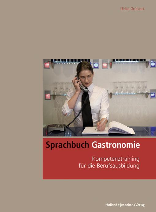 Sprachbuch Gastronomie - Ulrike Grützner