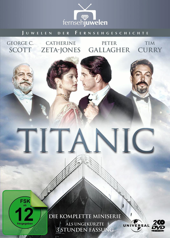 Titanic - Die komplette Miniserie [Fernsehjuwel...