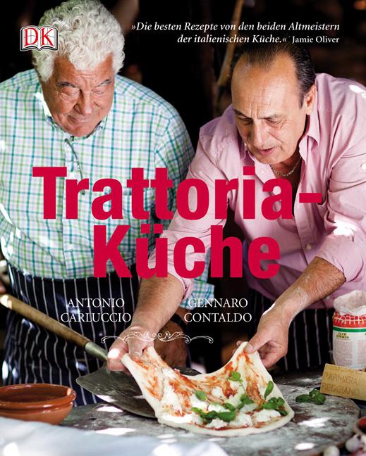 Trattoria-Küche - Antonio Carluccio
