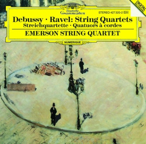 Emerson String Quartet - Debussy/Ravel:Qts.