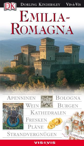Emilia-Romagna. VIS a VIS: Apenninen, Bologna, ...