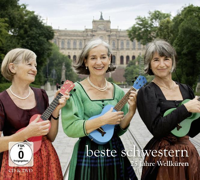 die Wellküren - Beste Schwestern/25 Jahre Wellküren/+Dvd