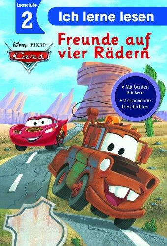Disney: Ich lerne lesen - Cars. Freunde auf vie...