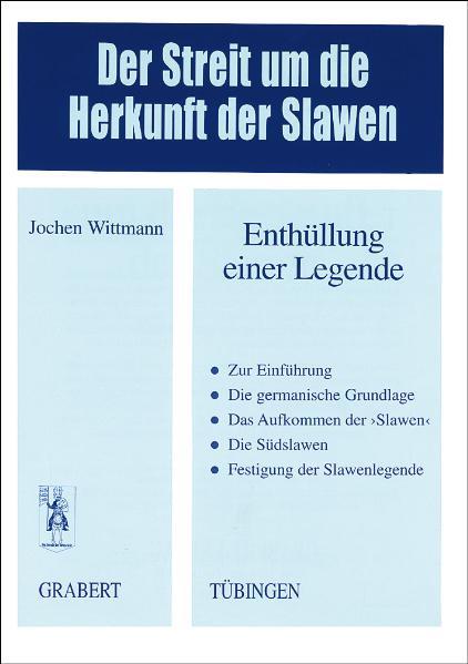 Der Streit um die Herkunft der Slawen - Jochen ...