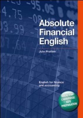 DBE:Absolute Financial English Book: English fo...