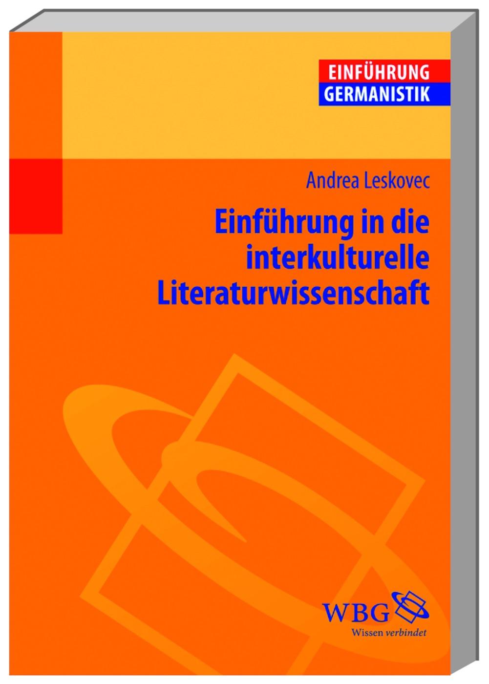 Einführung in die interkulturelle Literaturwiss...