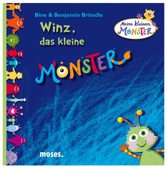 Winz, das kleine Monster: Meine kleinen Monster...