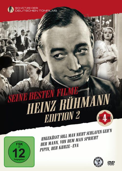 Heinz Rühmann Edition 2 - Seine besten Filme [4...