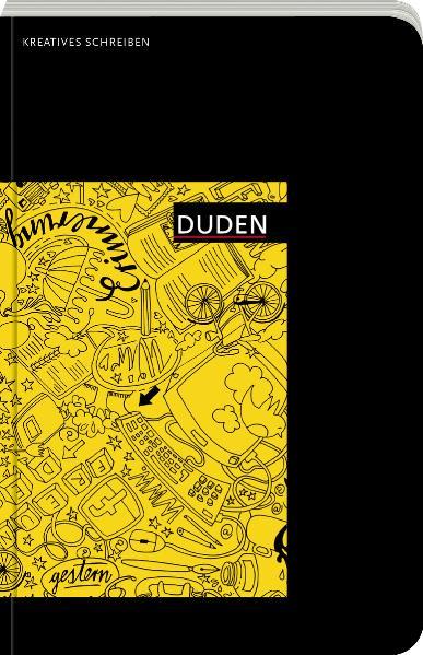 Duden - Kreatives Schreiben Blank Book