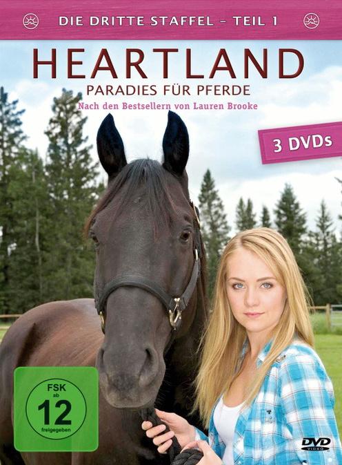 Heartland, Staffel 3, Teil 1 [3 DVDs]