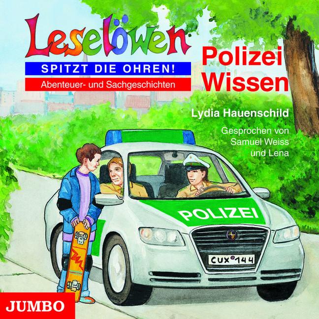 Leselöwen Wissen. Polizei-Wissen