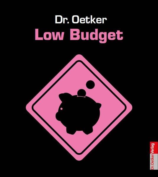 Studentenfutter Low Budget - Dr. Oetker